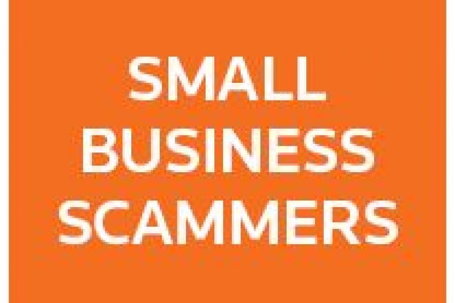 Small Business Scammers