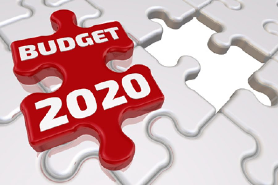 Budget 2020 – A very comprehensive break down.